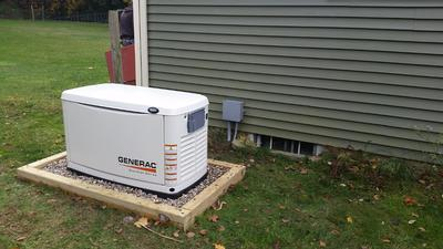 Be ready for any storm with a Generator